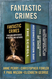 Fantastic Crimes by Anne Perry