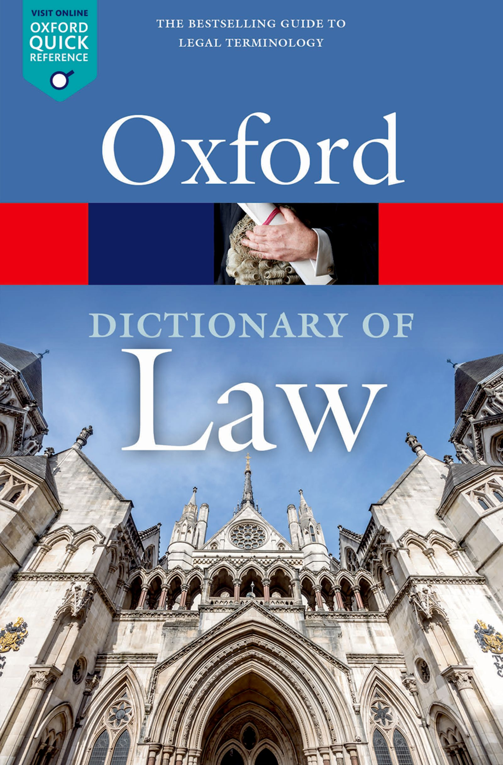 A Dictionary of Law (9th ed )
