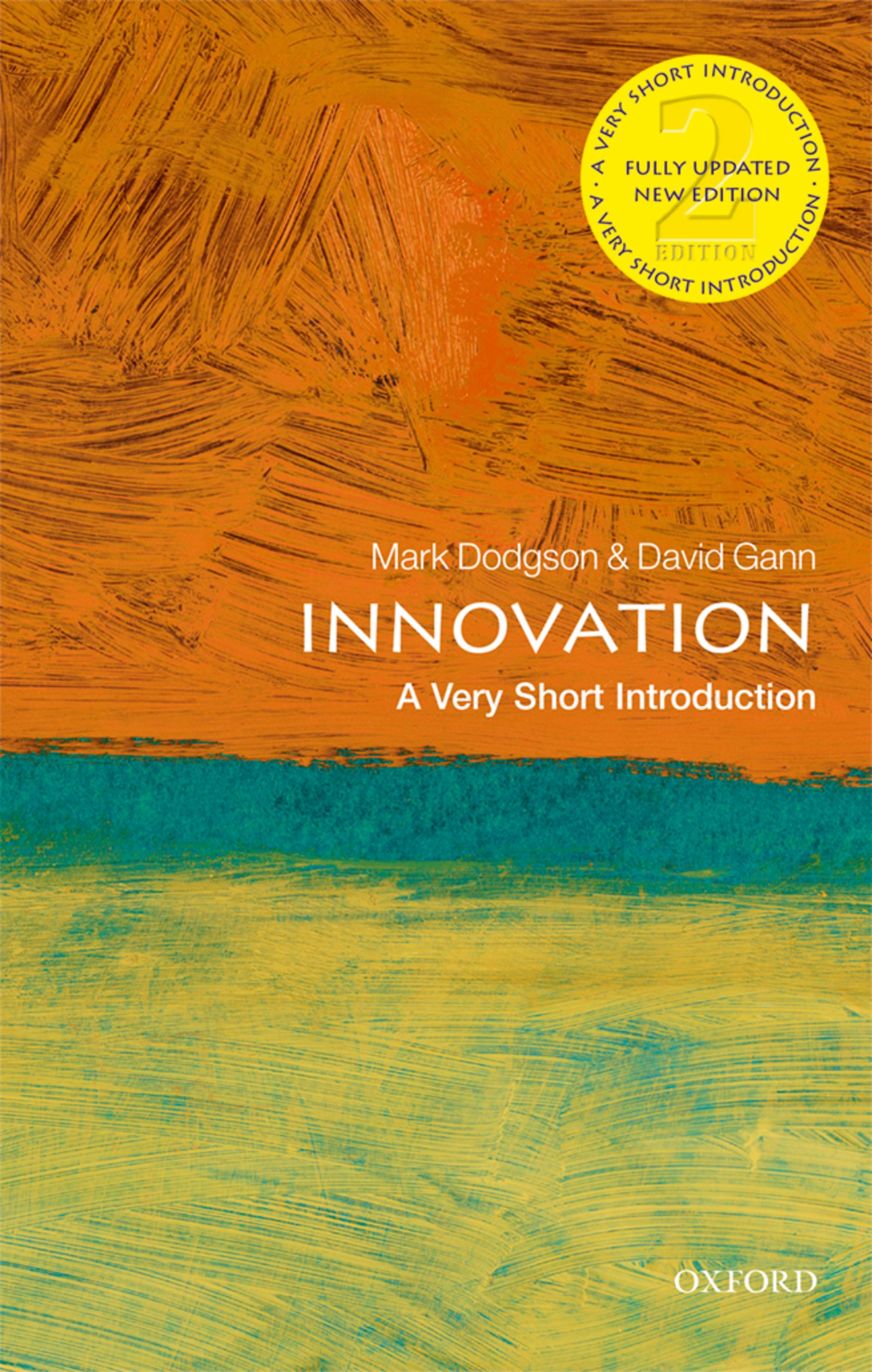 Download Ebook Innovation: A Very Short Introduction (2nd ed.) by Mark Dodgson Pdf